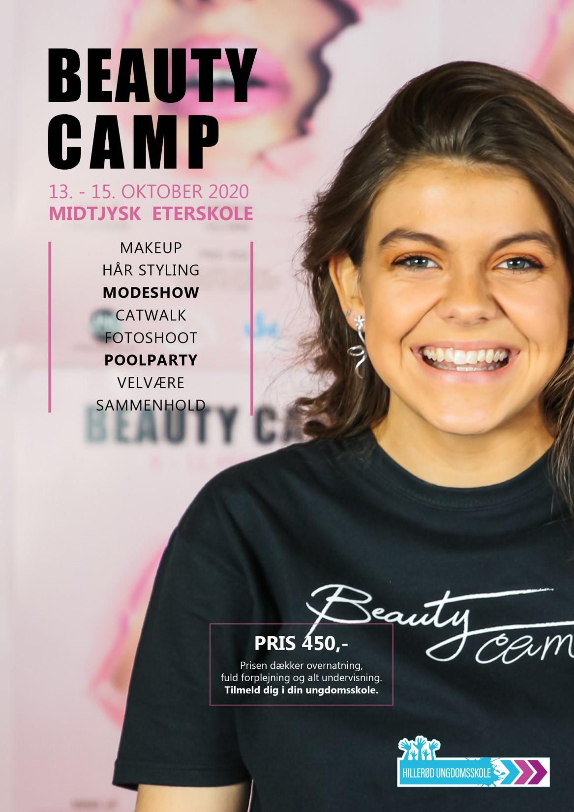 BeautyCamp_02_Plakat_Hillerød